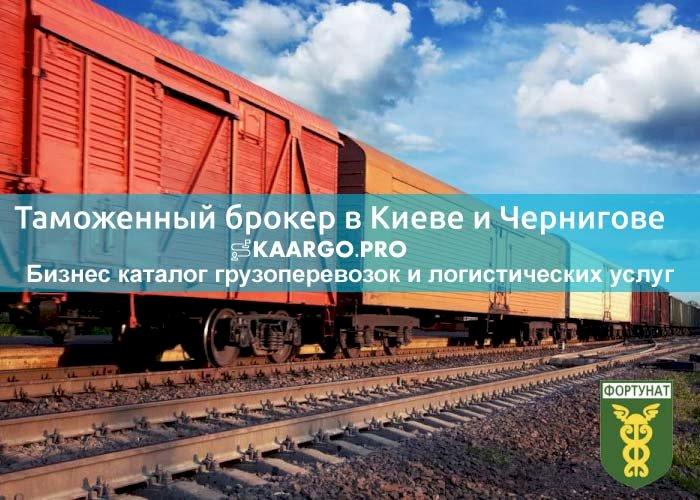 Таможенный брокер в Киеве и Чернигове